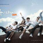 drama korea because it'sthe first time