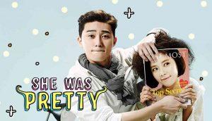 she was pretty -drama korea