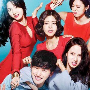 ex girlfriend club ,drama korea 2015