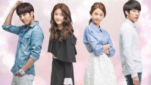high school love on drama korea