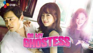 oh my ghostess drama korea 2015