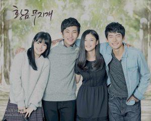 golden rainbow - drama korea